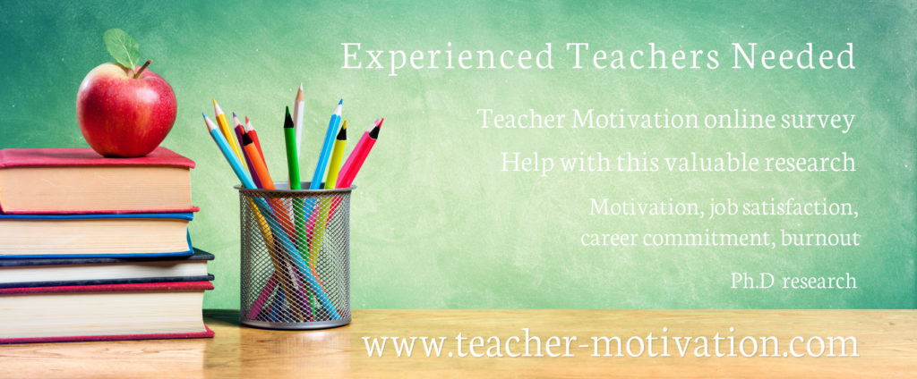 Call for teachers research participants