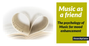 Blog post on mystic psychology. The effect of music on our emotions