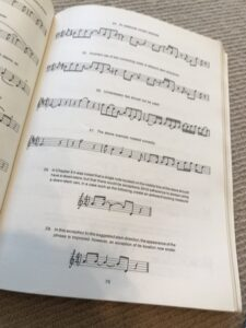 Page Example The Art of Music Copying - Clinton Romer