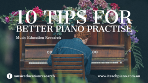 tips for piano practise
