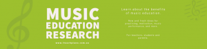 Music Education Research. Music education, music resources, music news for music teachers, students, and musicians.